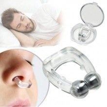 Dispozitiv SIKS® Nazal Anti-Sforait, Cu Magneti, Confortabil Si Rezistent