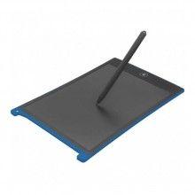 Tableta grafica SIKS® 8,5 inch, ideala pentru note, schite si mesaje fara hartie, negru/ albastru