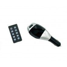 Modulator auto SIKS®, MP3, radio, afisaj LCD, slot MicroSD