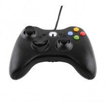 Controller SIKS® pentru XBOX 360, PC, USB, negru