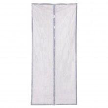 Plasa usa SIKS® pentru tantari, muste sau alte insecte, Inchidere Magnetica, alb