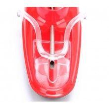 Aparat electric SIKS® de injectat tutun, adaptor priza, design ergonomic, rosu