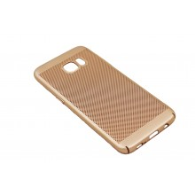 Husa pentru Samsung S7 Edge Roz Gold