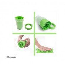 Dispozitiv silicon SIKS® pentru curatare labute, animale de talie mica, caini, pisici, animale de companie