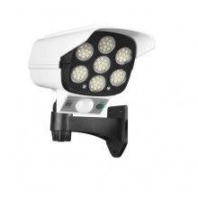Camera de supraveghere EDAR® falsa, senzor de miscare, incarcare solara