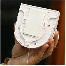 Bec fara fir SIKS® alb cu LED pe baterii, montare pe perete