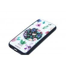 Husa Samsung J3 cu design floral