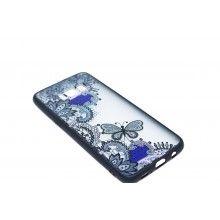 Husa Samsung Galaxy S8 cu fluturi
