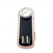 Modulator fm SIKS® bluetooth wireless, Auriu