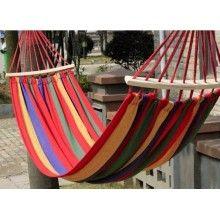 Hamac SIKS® multicolor, dimensiune 190x75, max 120 kg