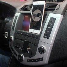 Adaptor SIKS® Bluetooth cu Jack pentru masina
