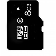 Card memorie SIKS® 8gb, adaptor inclus
