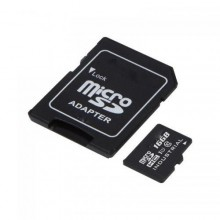 Card de memorie SIKS®, 16GB, adaptor inclus