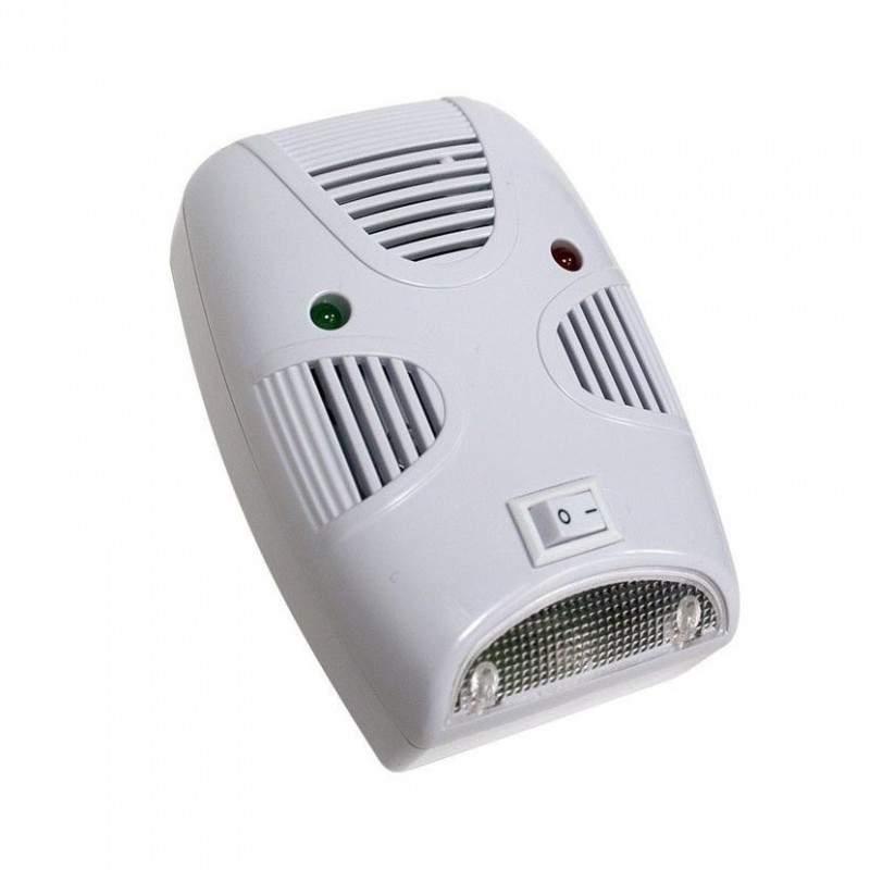 Aparat SIKS® anti daunatori cu unde electromagnetice si ultrasunete, efect 2-3 saptamani