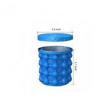Forma de silicon SIKS® pentru gheata si frapiera 2in1