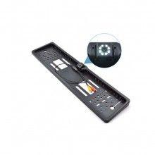Suport SIKS® pentru numarul de inmatriculare cu camera video