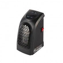 Aeroterma SIKS® mini aparat pentru priza, cu telecomanda, consum redus de energie