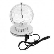 Bec rotativ SIKS® forma sfera, LED, 15W