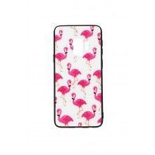 Husa Samsung Galaxy S9 cu flamingo