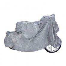 Husa motocicleta SIKS® rezistenta la apa, protectie impotriva ploii, razelor solare, prafului, dimensiune 120 x 210