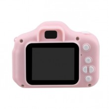 Mini aparat foto SIKS® pentru copii, Full HD AIX , Digital camera Record LCD, 2.0 inch, AVI , jpg, Micro SD, View 140, memorie i