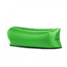 Saltea tip sezlong verde