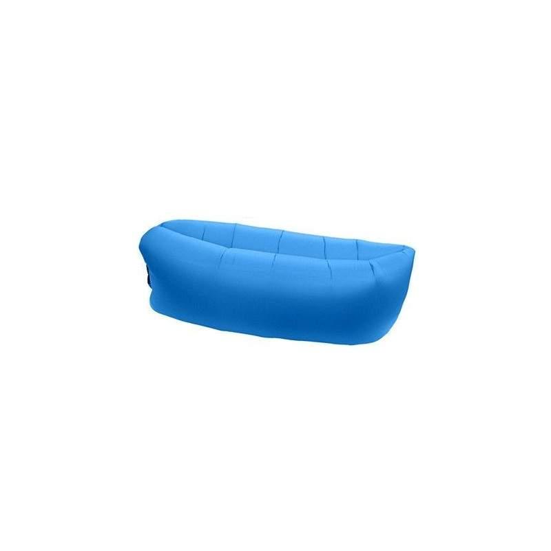 Sezlong gonflabil albastru