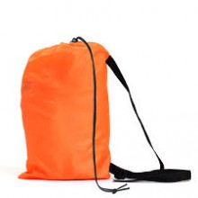 Saltea gonflabila stil sezlong portocaliu