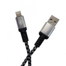 Cablu de incarcare SIKS® pentru Iphone, panzat