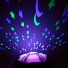 Lampa de veghe SIKS® broasca testoasa cu lumini colorate