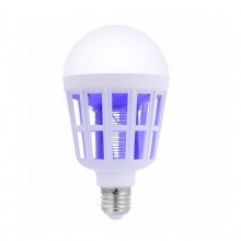 Bec cu lampa UV anti-insecte SIKS®, 15 W, Alb Rece