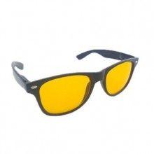 Ochelari de condus SIKS® polarizati, de noapte, cu toc inclus