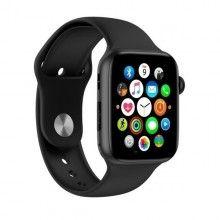 Ceas bluetooth SIKS®, diverse functii de monitorizare, smartwatch, aplicatii incluse, negru