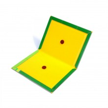 Capcana antirozatoare tip carte, verde