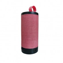 Boxa portabila SIKS® recunoastere vocala, compatibila cu Iphone/Android, roz