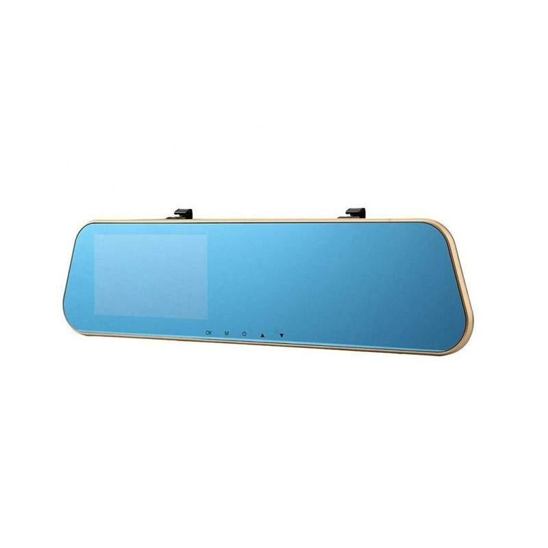 Oglinda SIKS® retrovizoare, camera video, senzor de miscare