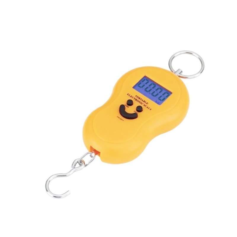 Cantar electronic SIKS® de mana, portabil, capacitate maxima de 40 kg