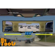 Oglinda retrovizoare 180°