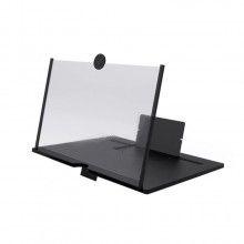 Amplificator imagine SIKS® cu efect 3D, simplu si usor de transportat, 12 inch, plastic, negru
