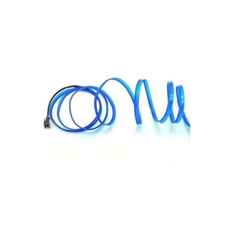 Furtun EDAR® cu lumina albastra, auto, flexibil, ideal pentru interior