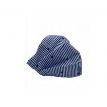 Masca SIKS® de protectie pentru copii, reutillizabila, material textil, Albastru
