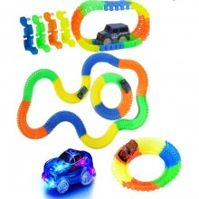 Masinuta albastra cu circuit, SIKS® Albastru