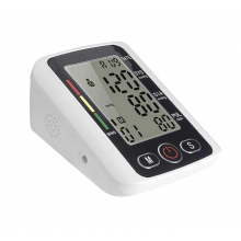 Tensiometru digital de brat SIKS® , portabil, atentionare vocala