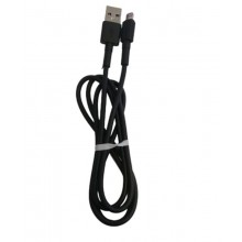 Cablu date SIKS® pentru telefon/tableta, 1000mm, lightning, negru