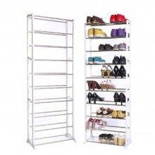 Suport SIKS® pentru pantofi, capacitate de 30 de perechi