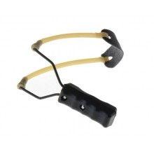 Prastie SIKS® de buzunar cu maner ergonomic si corzi elastice, negru