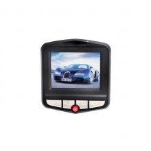 Camera HD SIKS® pentru masina, cu ventuza, camera DVR 1080, negru