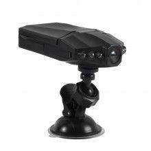 Camera auto SIKS® HD cu 6 LED-uri, night vision, 2,5 inch, USB2.0