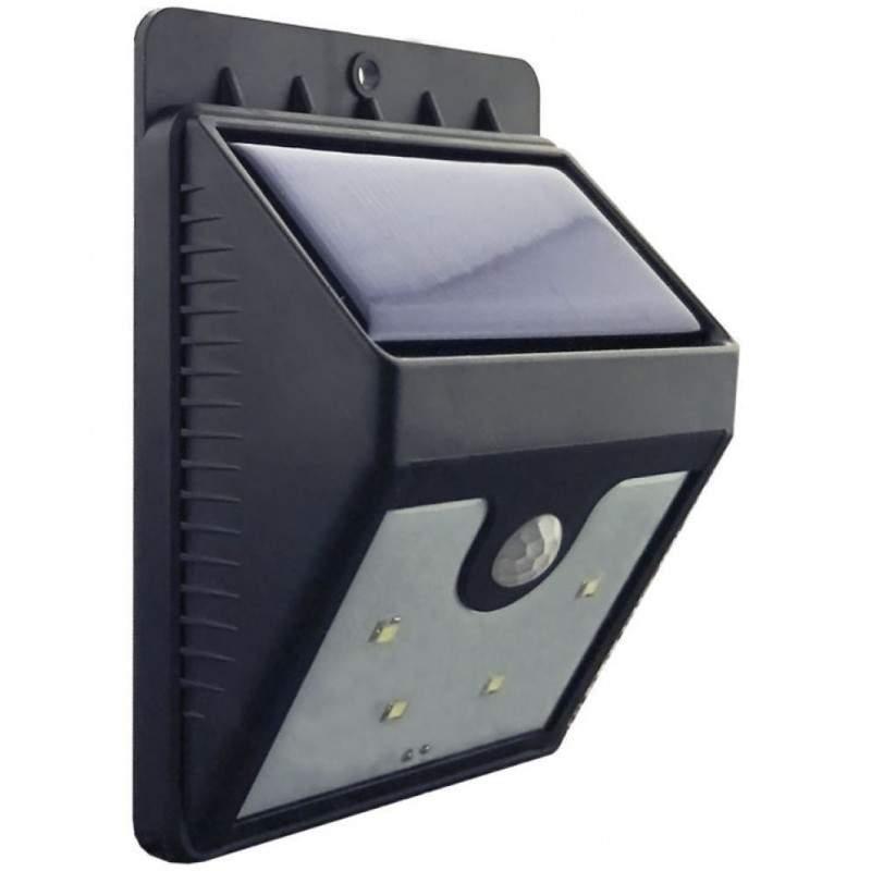 Lampa cu incarcare solara si lumina LED