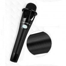 Microfon SIKS® profesional, 2.2m, Mufa Jack 3.5mm, E300, negru